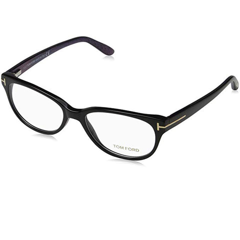 Tom Ford Women Eyeglasses Black w/Demo Lens FT5292/005