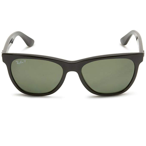 Ray-Ban Sunglasses Black w/Green Classic G-15 Polarized Lens