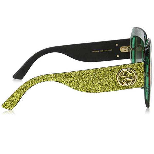 Gucci Oversized Women Sunglasses | Side View
