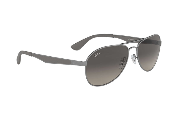 Ray Ban Grey Gradient Men's Sunglasses RB3549 029/11