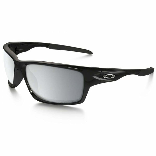 Oakley Canteen Polarized Sunglasses Black/Chrome Iridium OO9225 08