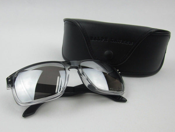 Oakley Holbrook OO9102-A955 Chrome Iridium Polarized Sunglasses