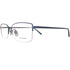 Burberry Rectangle Eyeglasses Demo Lens BE1320D125456