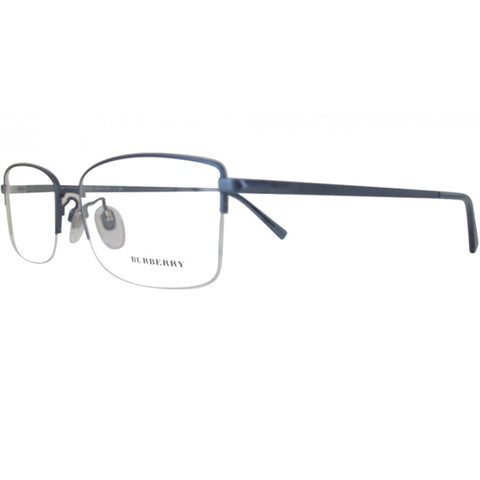 Burberry Eyeglasses Matte Blue w/Demo Lens