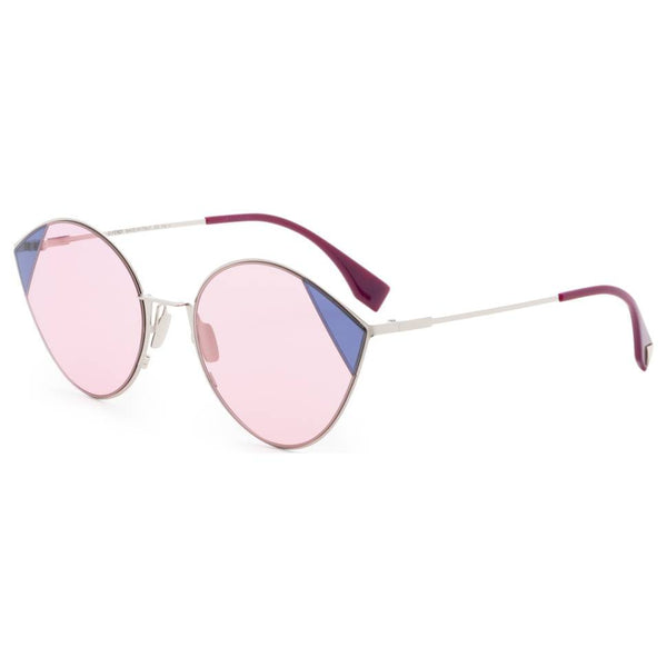 Fendi Cut-Eye Sunglasses