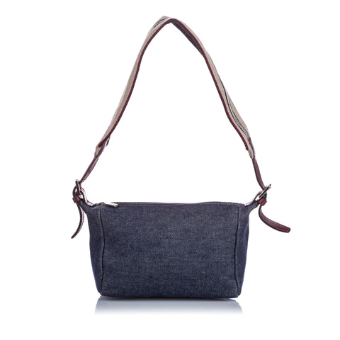 Burberry Denim Shoulder Bag