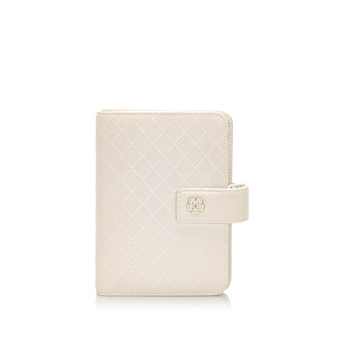 Chanel Matelasse Leather Agenda Cover
