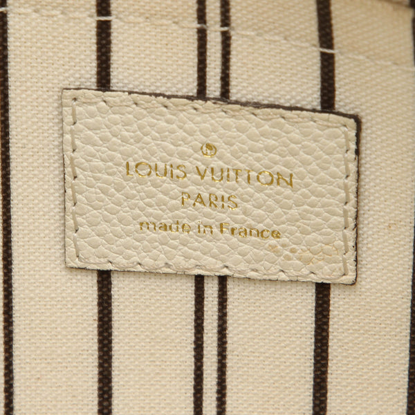 Louis Vuitton Monogram Empreinte Montaigne MM