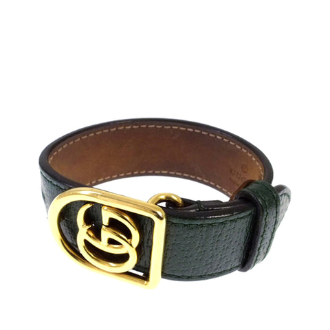 Gucci GG Marmont Leather Bracelet