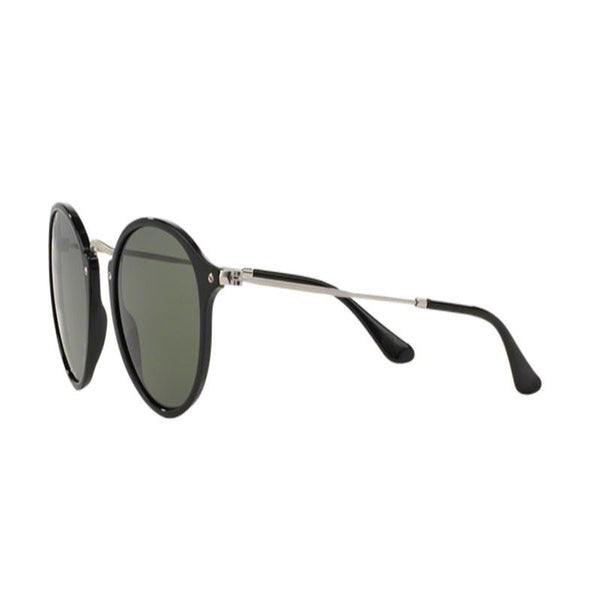 Ray-Ban Men's Black/Silver Sunglasses