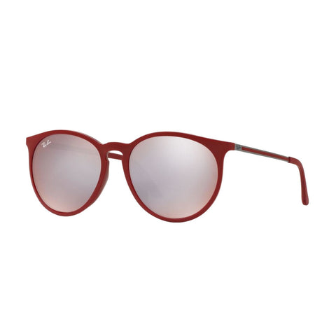 Ray-Ban Men's Sunglasses W/Pink Silver Mirrored Lens RB4274F 6261B5
