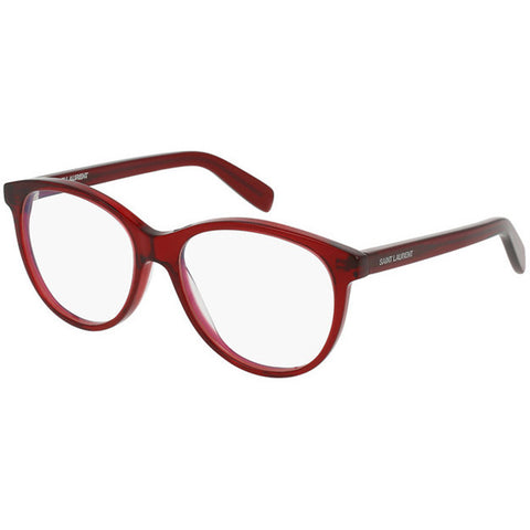 Saint Laurent Unisex Eyeglasses W/Demo Lens. SL 163-004