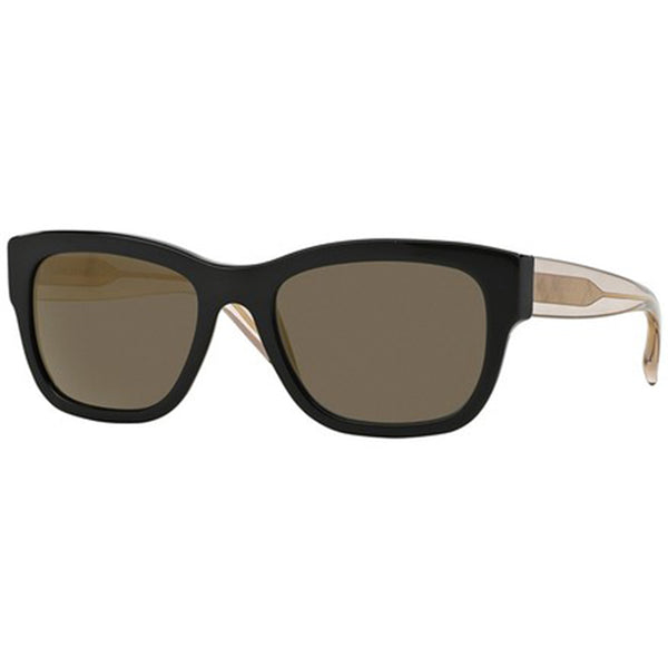Burberry Square Mirrored Sunglasses Women's BE4188-35074T-54