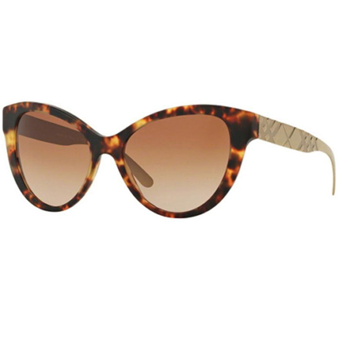 Burberry Sunglasses Tortoise w/Brown Gradient Lens Women BE4220-358013-56