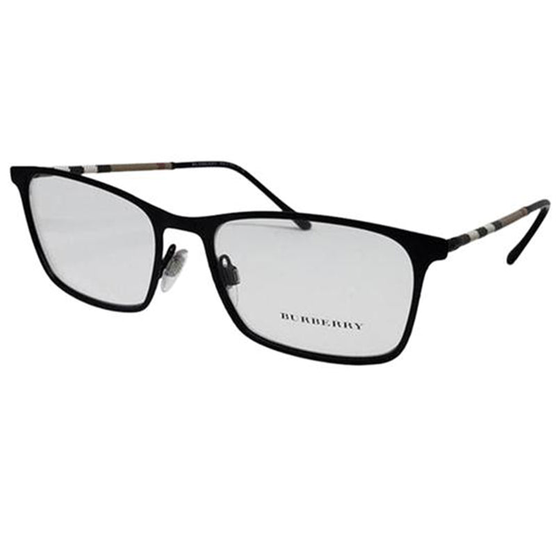 Burberry Unisex Square Eyeglasses Demo Lens BE1309Q 1213