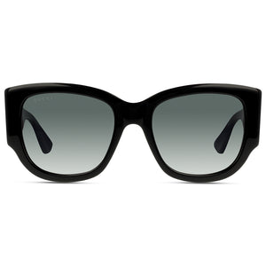 Gucci Women's Sunglasses W/Grey Gradient Lens. GG0276S-001