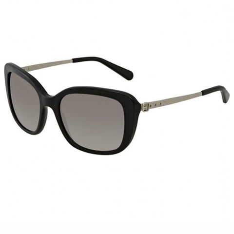 Coach Sunglasses Black w/Grey Gradient Lens