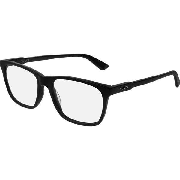 Gucci Rectangular Men's Eyeglasses