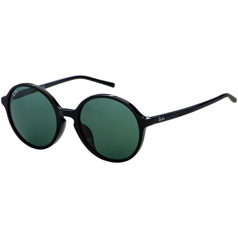 Ray-Ban Women's Sunglasses Black Frame W/Green Classic Lens RB4304F 901/71