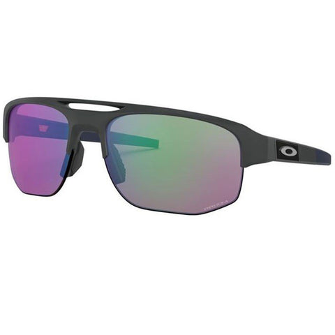Oakley Mercenary Sunglasses Men Matte Carbon w/Prizm Golf Lens OO9424F-0468
