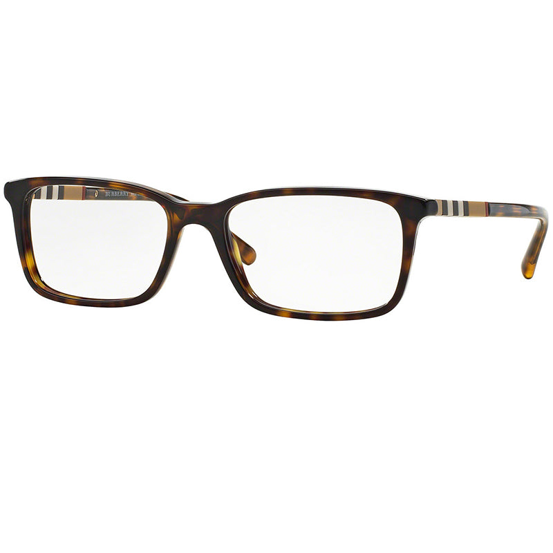 Burberry Demo Eyeglasses Rectangle Frame BE2199300253