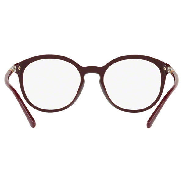 Burberry Women's Eyeglasses Burgundy Gold W/Demo Lens BE2264 3687