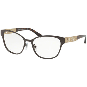 Bvlgari Women's Square Eyeglasses Brown w/Demo Lens BV2201B 2016