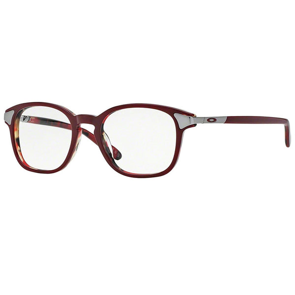 Oakley Square Men Eyeglasses Barrelhuse Demo Lens - Full View