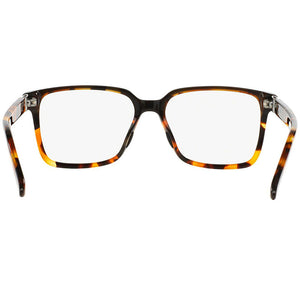 Oakley Confession Rectangle Women Eyeglasses - Back View
