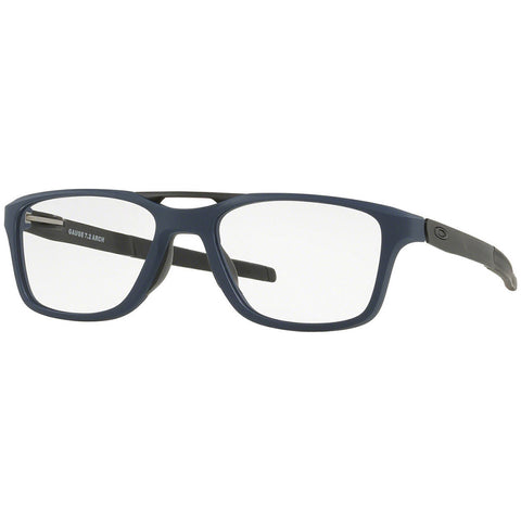 Oakley Gauge 7.2 Arch Men's Eyeglasses Universe Blue w/Demo Lens OX8113 03