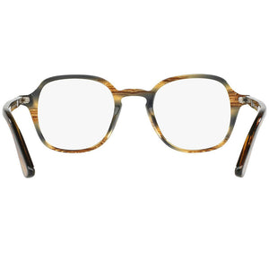 Persol Galleria 900 Collection Eyeglasses Brown Gradient w/Demo Lens Men PO3142V-1049-47