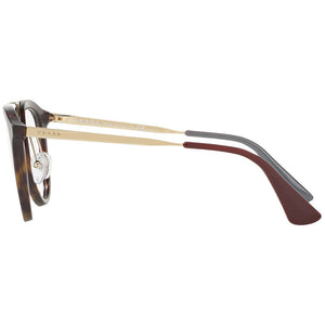 Prada Women's Eyeglasses Cat Eye Frames PR15TV-2AU1O1