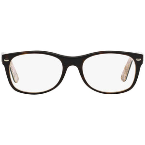 New Authentic Ray Ban Unisex RX Eyeglasses W/Demo Lens RX5184-5409-52