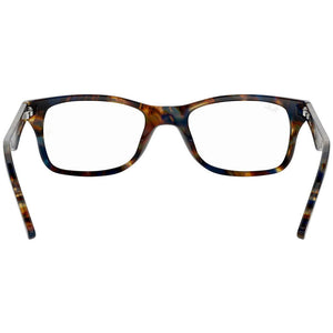 New Authentic Ray Ban Unisex RX Eyeglasses W/Demo Lens RX5228-5711-53
