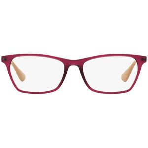 Ray-Ban Rx Eyeglasses Purple Color w/Demo Lens Unisex RX7053 5526 54