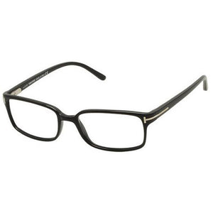 Tom Ford Men's Eyeglasses Shiny Black W/Demo Lens FT5209/001