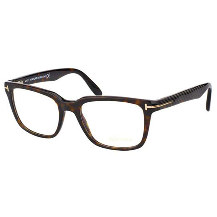 Tom Ford Unisex Square Eyeglasses Demo Lens FT530405254