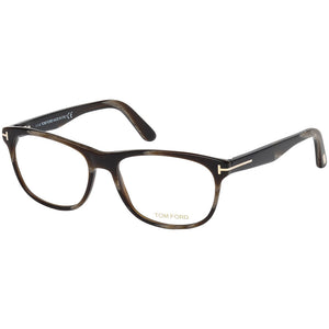 Tom Ford Men's Eyeglasses Brown/Horn W/Demo Lens FT5431F/062