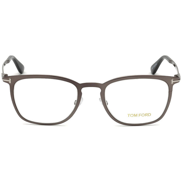 Tom Ford Square Men's Eyeglasses With Crystal Lens