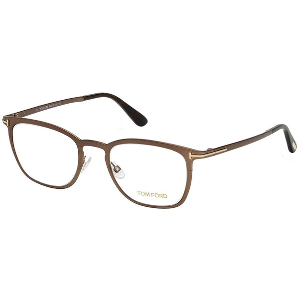 Tom Ford Square Mens Eyeglasses | Complete View
