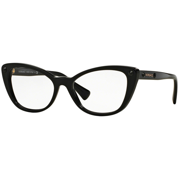 Versace Cat Eye Eyeglasses