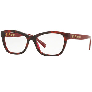 Versace Women's Cat Eye Eyeglasses Demo Lens VE3225-5184-54
