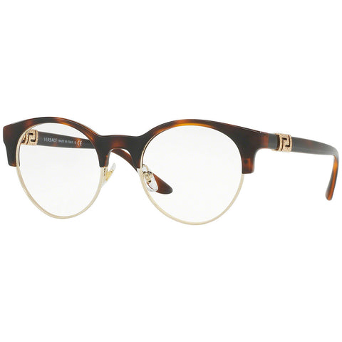Versace Round Women's Eyeglasses w/Demo Lens VE3233B 5217