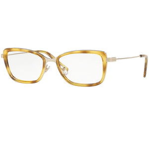 Versace Women's Square Eyeglasses Demo Lens VE1243-1400-52
