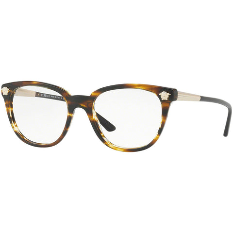 Versace Square Women's Eyeglasses w/Demo Lens VE3242 5202