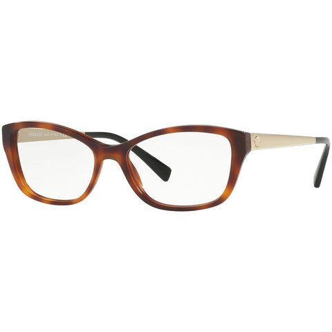 Versace Cat Eye Women's Eyeglasses w/Demo Lens VE3236 5217