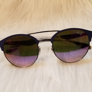Ray-Ban Sunglasses Violet Gradient Women's