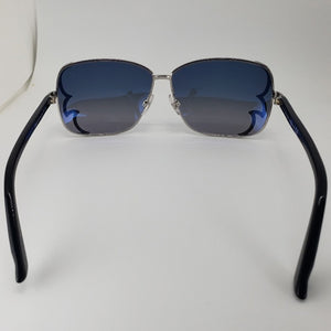 Swarovski Women's Aviator Sunglasses - Blue Lens