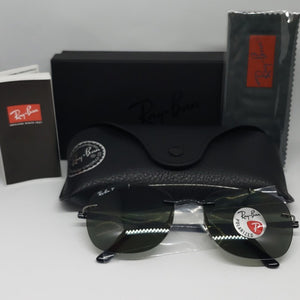 Ray-Ban Sunglasses Green Polarized Unisex RB4280 601/9A