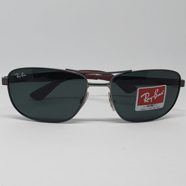 Ray-Ban TSH-RB-009 Green Gradient Women's Sunglasses